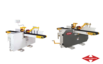 Single Head Horizontal Band Resaw