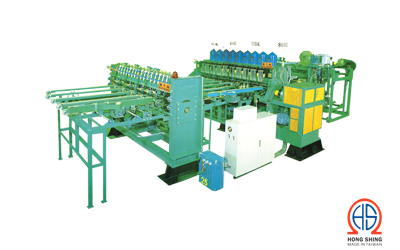 KH-TVCW-8 – PLC Full Automatic Long Veneer Core Builder