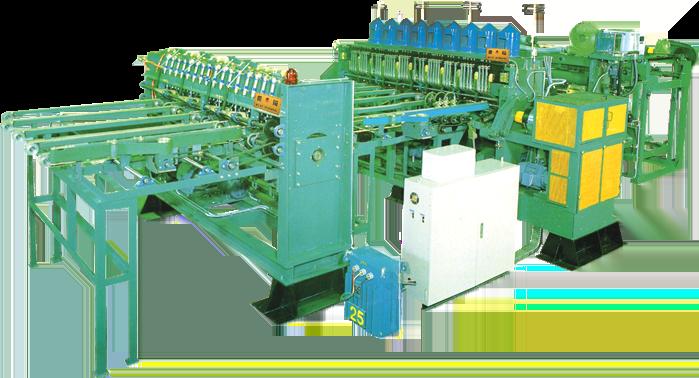 KH-TVCW-8 - PLC Full Automatic Long Veneer Core Builder