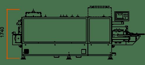 Dimensional 1 - Flexa 47 - Casadei
