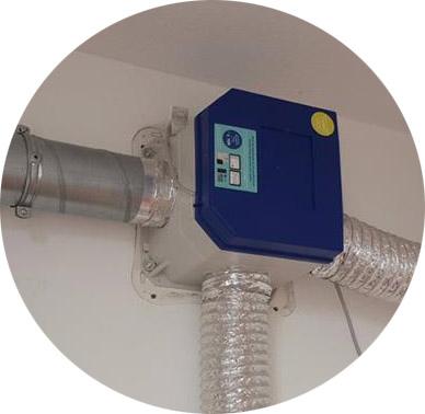 Afbeeldingsresultaat voor ventilatiekanalen reinigen