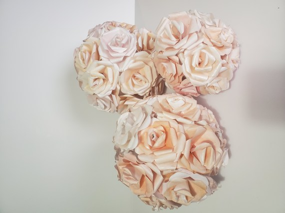 how to make paper flower balls for wedding Archives - i Creative ... | 427x571