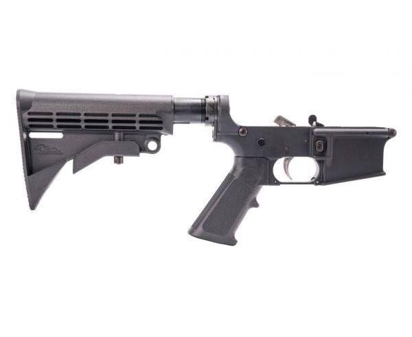 Anderson Manufacturing AR-15 Complete Lower Receiver