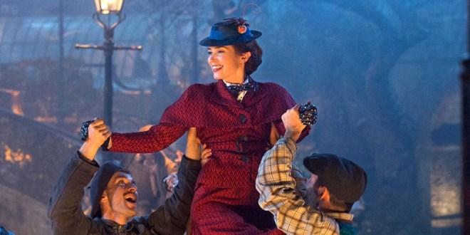 Il ritorno di Mary Poppins, è on line il primo trailer ufficiale del fantasy
