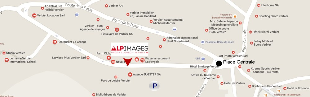 Alpimages Map