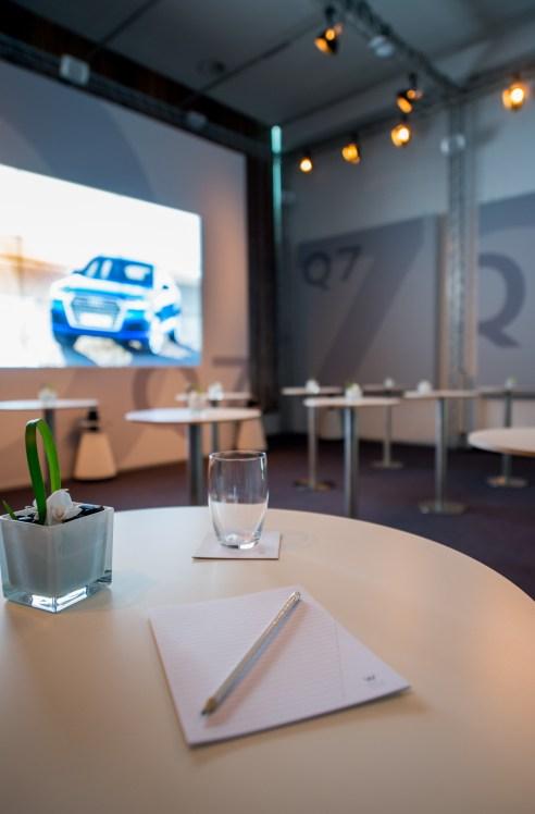 Salon Audi - Verbier