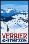 Mont Fort, Verbier