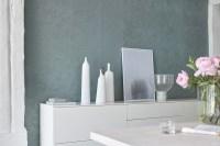 Effektfarbe, kreativ Wandfarbe Beton: Alpina Farbrezepte