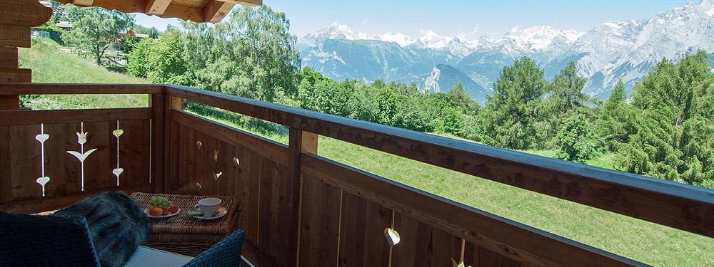 Nendaz Chalet Condor Alpine Comfort