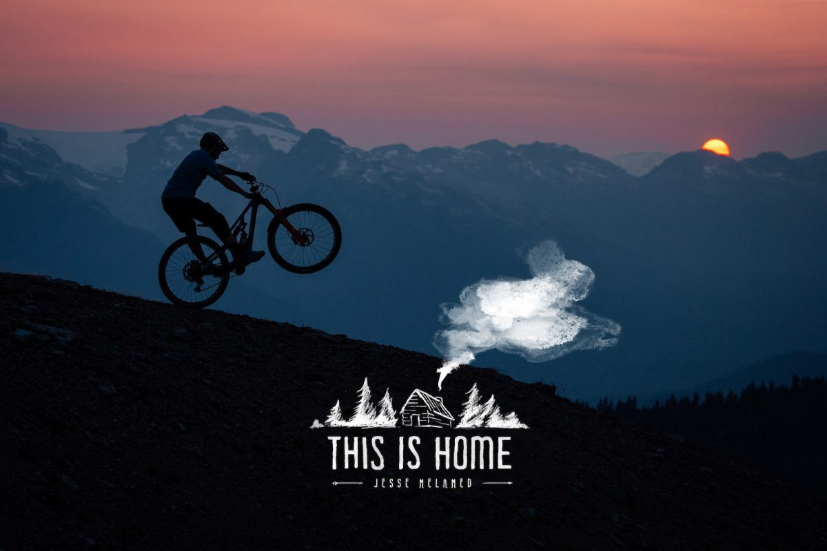 Jesse Melamed This Is Home Shimano