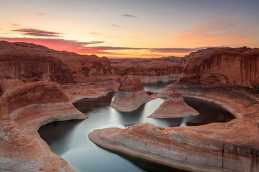 Johnny_Adolphson_Reflection Canyon Lake Powell Utah