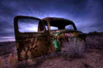 Rusty-Pickup