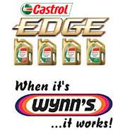 wynns - castrol logos