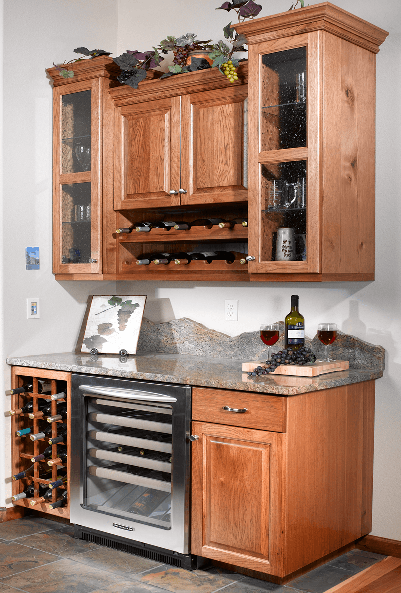 Home Cabinetry  Kitchens Bathrooms  Alpine Cabinet Co