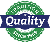 A Tradition of Quality Since 1969