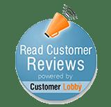 Read Customer Reviews from Customer Lobby