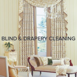 Blind & Drapery Cleaning