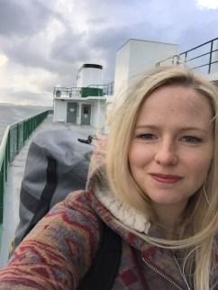 Ferry to Orcas Island, WA