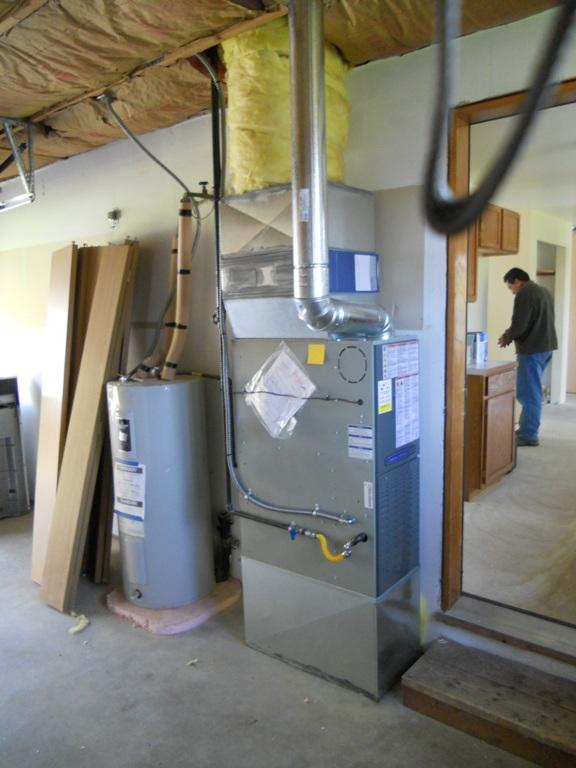 Garage Heater Venting Through Roof, Garage, Free Engine