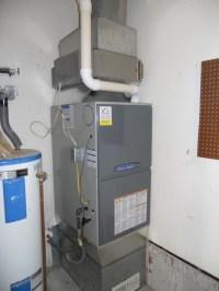 Whirlpool to American Standard 95% standard furnace ...