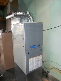 Oil Furnace to Gas Furnace Upgrade