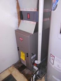 RHEEM oil to Coleman 90% - Alpine Heating And Cooling