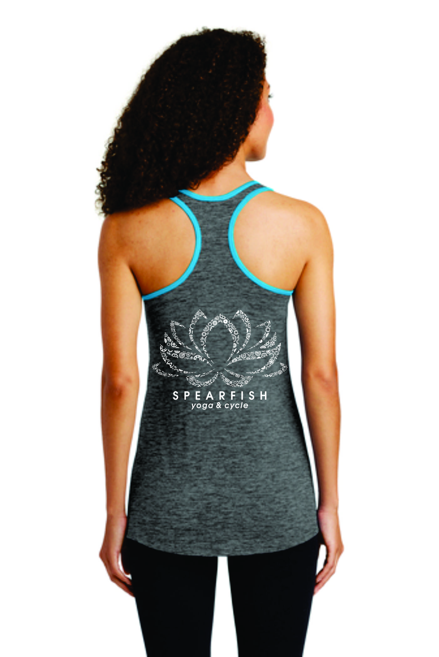 Spearfish Yoga Bike Local Sport Tek Ladies Posicharge Electric Heather Racerback Tank Dilly Prints Llc Sales for yoga clothes have increased 45 percent year over year. alpine impressions and fast break