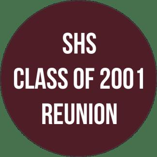 SHS Class of 2001 Reunion