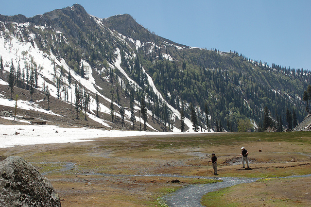 Pahalgam to Sonamarg trek
