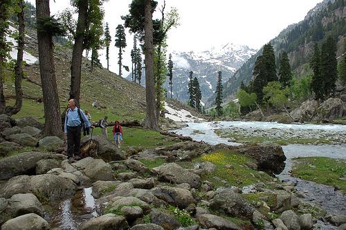 Kashmir Pahalgam Trekking