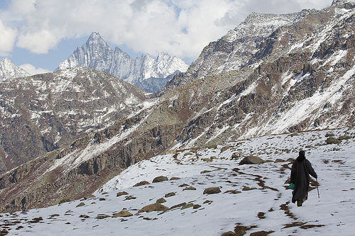 Trekking in Pahalgam