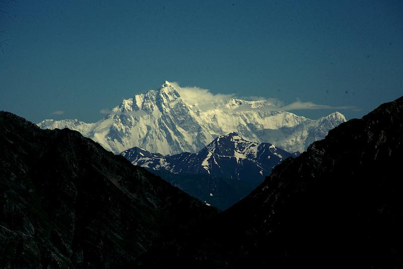 Kashmir High altitude alpine trek