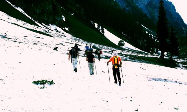 winter tours in Kashmir