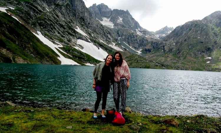 Kashmir hiking tours