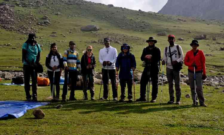 Kashmir Ladakh trekking