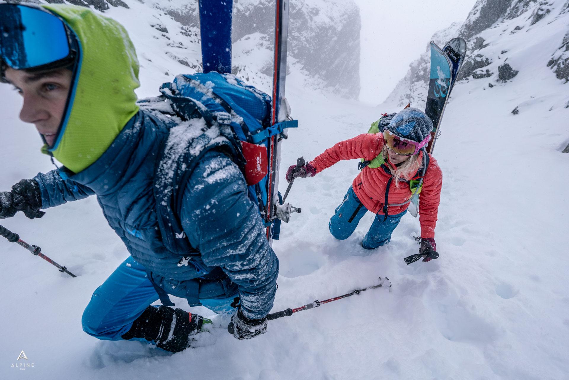 Ski d'enfer aux Saints Pères ! | Alpine Mag