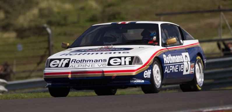 Renault-Alpine-GTA-V6-Turbo-Europa-Cup