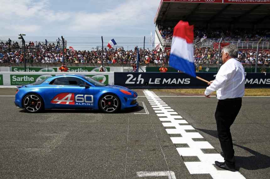 60 ans d'Alpine – Saga 2015 : l'Alpine Célébration aux couleurs de l'événement