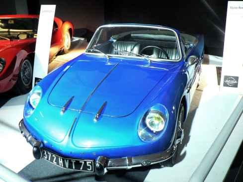 Alpine A108 Cabriolet