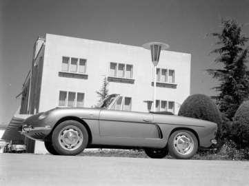 Alpine A108 FASA Cabriolet