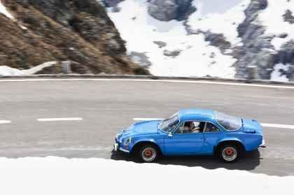 Alpine A110 Alpes