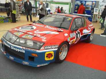 Alpine A310 Poisson Dieppois