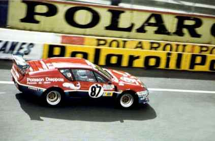 Alpine A310 Poisson Dieppois 2