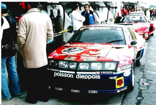 Alpine A310 Poisson Dieppois 3