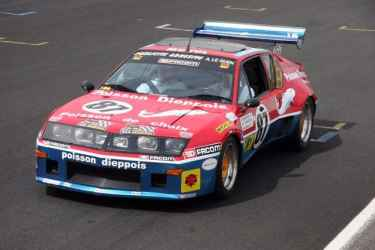 Alpine A310 Poisson Dieppois 7