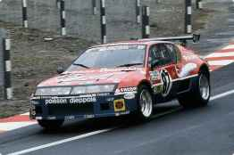 Alpine A310 Poisson Dieppois 8