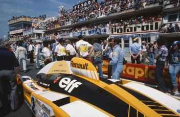 Alpine A442B 1978 24 Heures du Mans