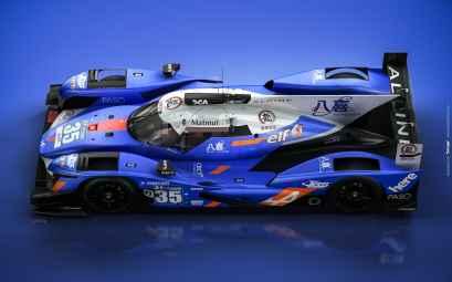 Alpine A460 3