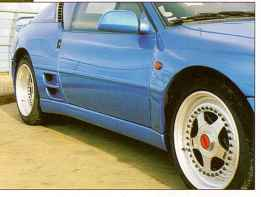 Alpine A610 Evolution 4