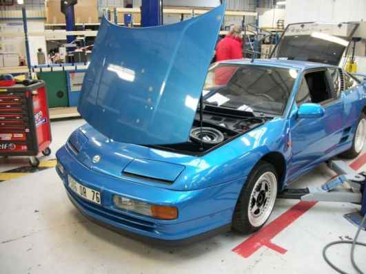 Alpine A610 Evolution 6